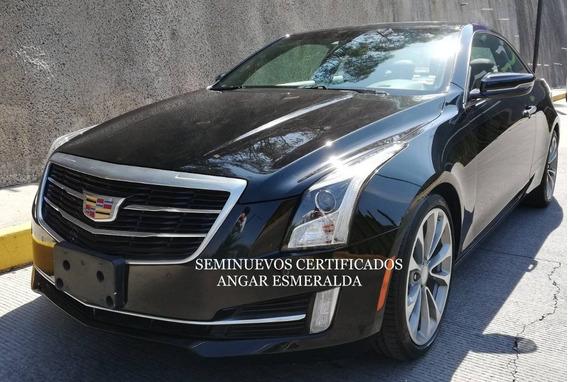 Cadillac Ats 2016 2.0 Coupe At