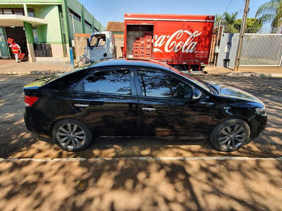 Kia Cerato 1.6 Sx 4p 126 Hp 2011