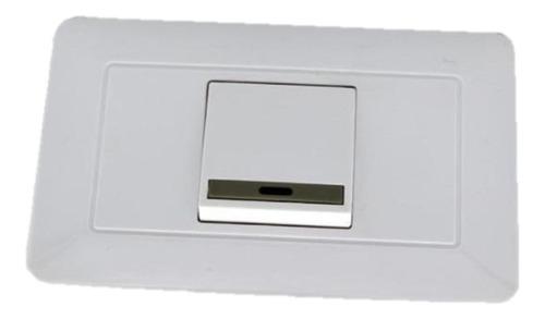 Interruptor Switche Sencillo Pared Conmutable Homologa Retie