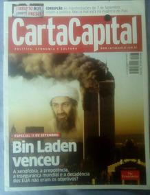 Revista Carta Capital - Especial 11 De Setembro - 2011