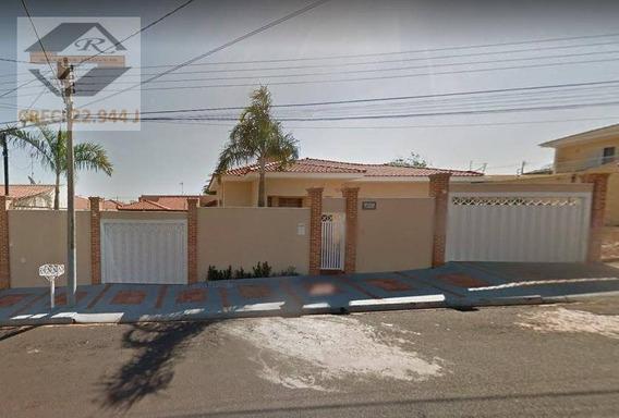 Casa Com 1 Dormitório À Venda, 311 M² Por R$ 452.199,99 - Jardim Das Acácias - Cravinhos/sp - Ca1619