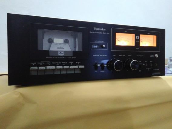 Tape Deck Technics Rs 614