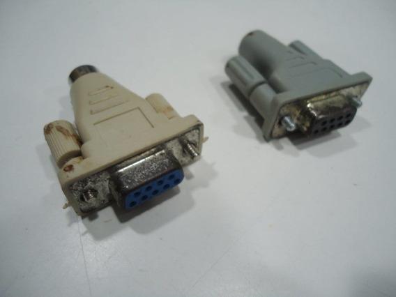 Adaptador Serial P/ Ps2 Teclado Computador Antigo 35 Cada