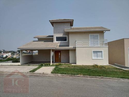 Casa Com 4 Dormitórios À Venda, 303 M² Por R$ 890.000,00 - Santa Adélia - Vargem Grande Paulista/sp - Ca1200
