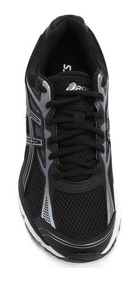 Tênis Asics Gel Equation 9 Masculino - Preto E Prata