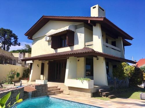 Casa Em Vila Assunção Com 3 Dormitórios - Vz4181