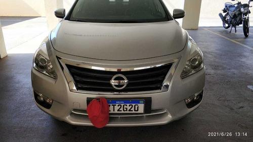 Imagem 1 de 9 de Nissan Altima 2014 2.5 Sl Aut. 4p