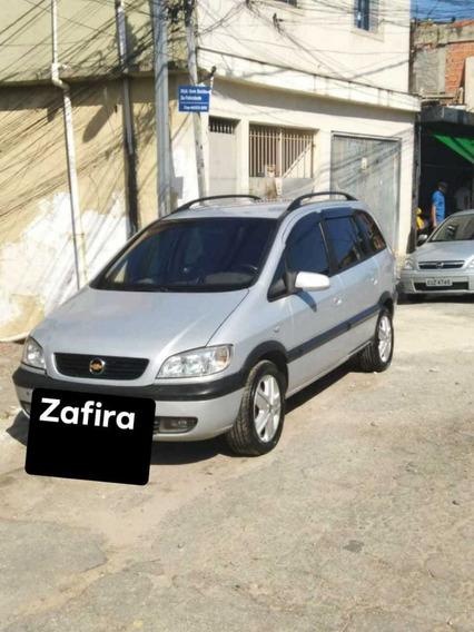 Zafira 2002 7 Lugares Autoimatica Baixo Da Tabela