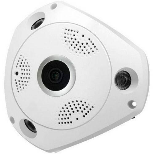 Câmera Vr Cam Panorâmica 3d 1.3mp 360º