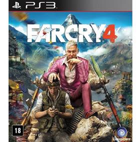 Far Cry 4 - Dublado - Play 3 Ps3 Midia Digital