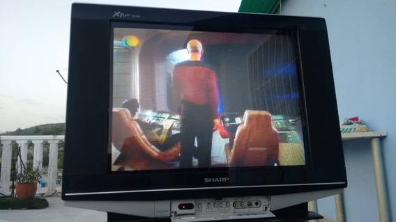 Tv Sharp X Flet Slim 19
