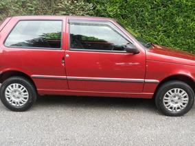 Fiat Uno 1.0 Fire 2006 2 Dono Impecavel Vermelho Perola