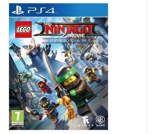 Lego Ninjago Movie Video Game Ps4 Desde Tu Usuario-entregoya