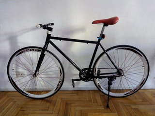 Bicicleta Fixie Rodado 28 Contrapedal