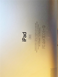 Vendo iPad 3ra Generacion 32 Gb Usado En Excelente Estado
