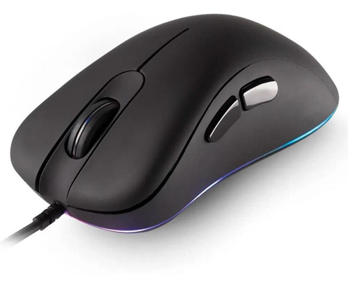 Mouse Gamer Dazz Fps Series 12000dpi - Rgb 2 Botões  625256