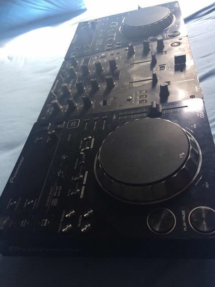 Cdj 350 + Mixer Djm400 Pioneer