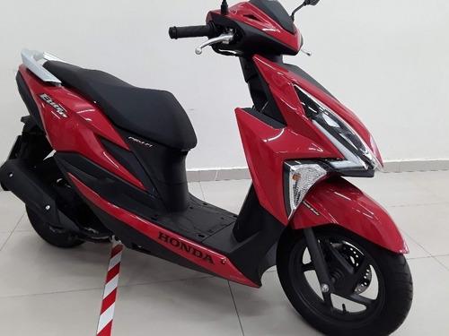 Scooter Elite 125i Modelo 2021 - Apenas 94 Km Com Garantia