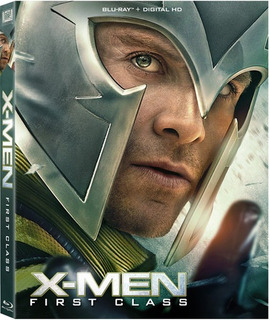 X-men: First Class Blu-ray Us Import