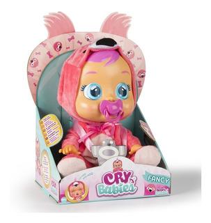 Muñeca Cry Babies Fancy (2448)