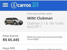 Mini Clubman 1.6 S Aut. 5p 2011