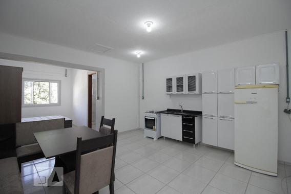 Apartamento Para Aluguel - Igará, 1 Quarto, 30 - 893116482