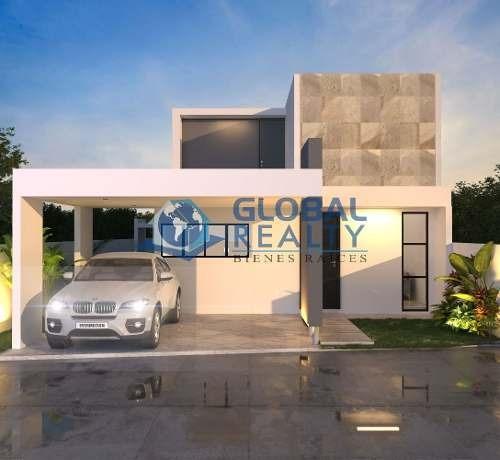 Casa En Venta, Conkal, Alto Crecimiento En Mérida. Cv-5724
