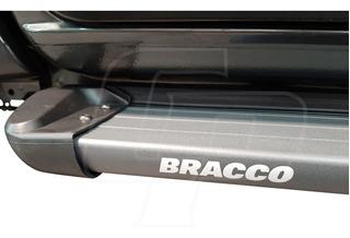 Estribo Aluminio B-1 Eco-sport 2012 - 2020 Bracco Grafito