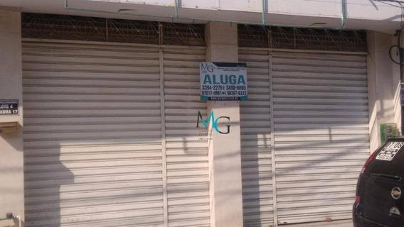 Loja Para Alugar, 70 M² Por R$ 1.300,00/mês - Campo Grande - Rio De Janeiro/rj - Lo0014