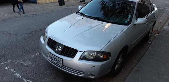 Nissan Sentra 1.8 16v Gxe 4p 2006