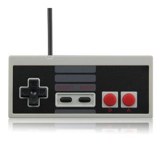 Joystick Compatible Con Nintendo Super Snes Gamepad Retro