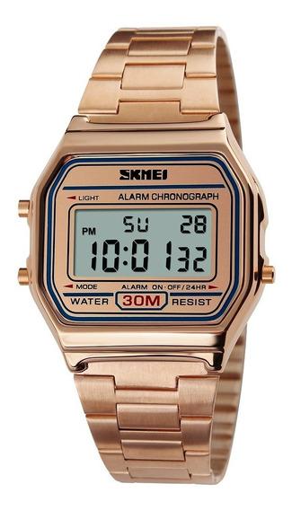 Relógio Feminino Skmei Digital Esportivo Original Garantia