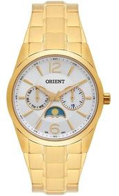 Relógio Orient Feminino Fgssm056 S2kx Multifunção