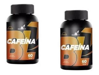 Cafeina 420mg Por Cápsulas - 60 Caps - Termogenico Atacado