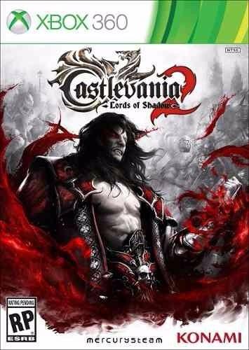 Castlevania 2 Ii Em Português Mídia Física Novo Xbox 360