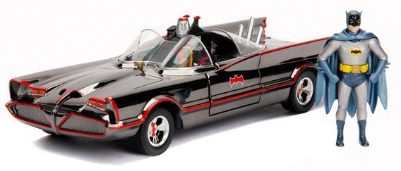 Batmobile 1966 Classic Tv 1:24 Jada Toys Comic Con 2018