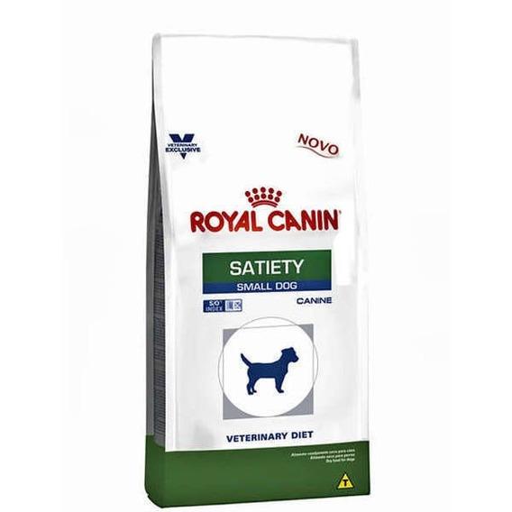 Ração Royal Canin Canine Veterinary Diet Satiety Para Cães D