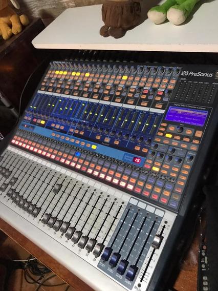 Mesa De Som Dugital Presonus Studiolive 24.4.2