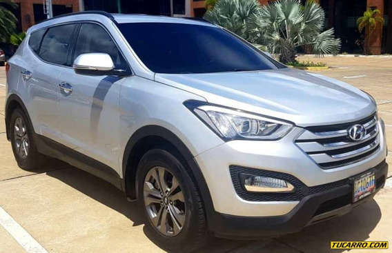 Hyundai Santa Fe - Automatica