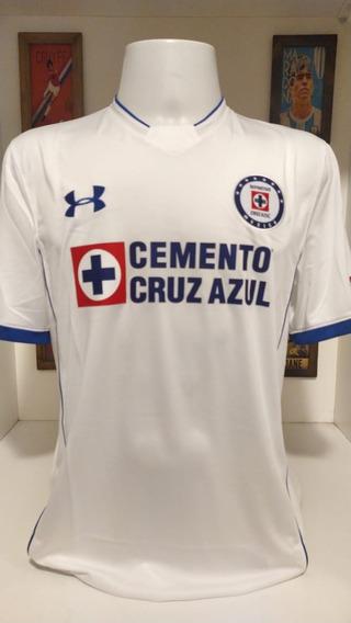 Camisa Futebol Cruz Azul 2017