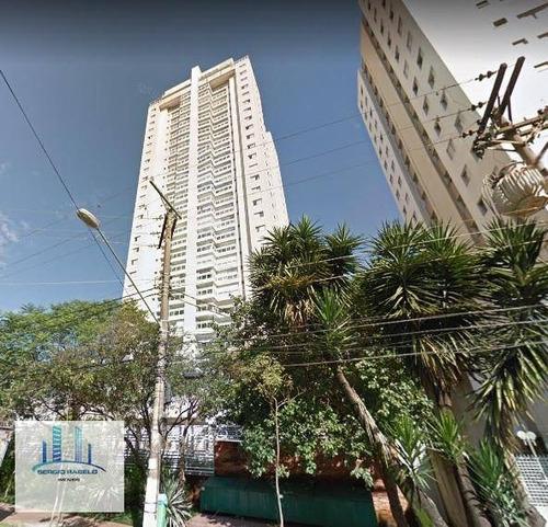 Imagem 1 de 30 de Apartamento Com 4 Dormitórios À Venda, 154 M² Por R$ 1.850.000,00 - Campo Belo - São Paulo/sp - Ap3432