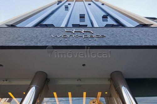Conjunto/sala Comercial À Venda Com 401.96m² Por R$ 1.990.000,00 No Bairro Centro - Curitiba / Pr - Sa0057
