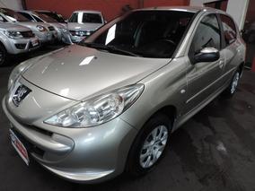 Peugeot 207 1.4 Xr Flex 4 Portas Completo 2012/2013