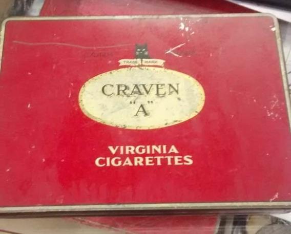 Cigarrera Carven A - Inglaterra