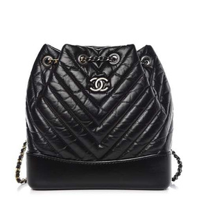 Bolsa Mochila Chanel Original Gabrielle Oportunidade 50%off
