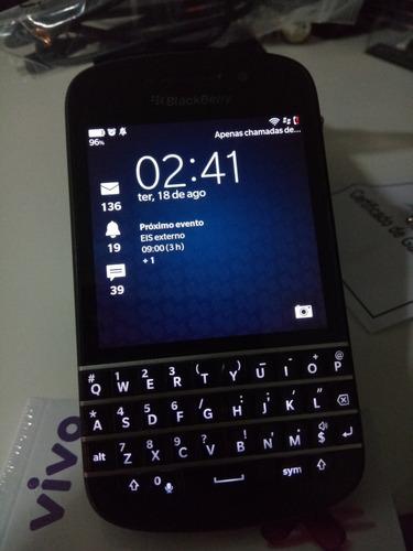 Maravilhoso Blackberry Q10 4g 2gb Ram 16gb Rom