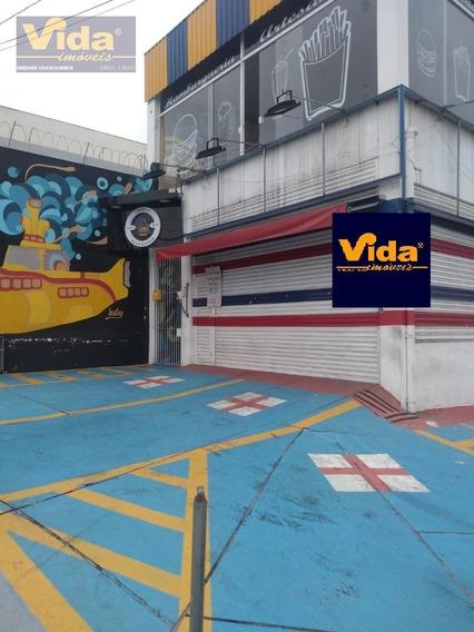 Salão Comercial Em Santo Antônio - Osasco - 42163