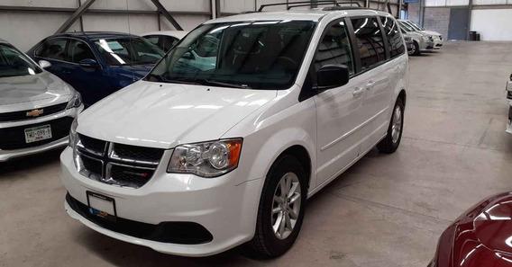 Dodge Grand Caravan 2017 5p Sxt V6/3.6 Aut