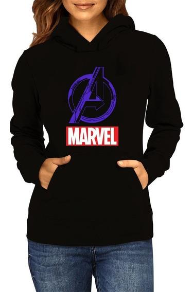 Sudadera Mujer Avengers Endgame D-4