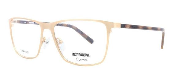 Harley Davidson Hd1018 Óculos De Grau
